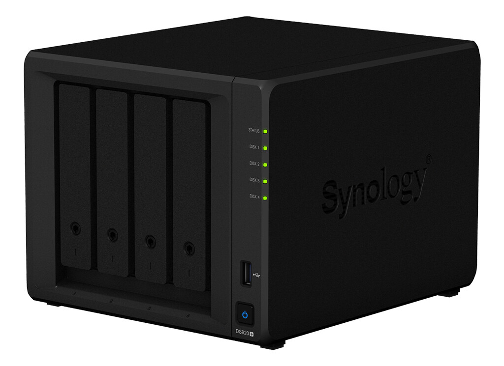 Synology DiskStation DS920+ 4-Bay NAS