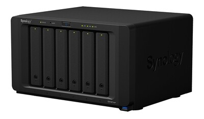 Synology DiskStation DS1621xs+ 6-Bay NAS server