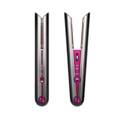 Dyson Coralle uređaj za ravnjanje kose Dark Nickel/Fuchsia