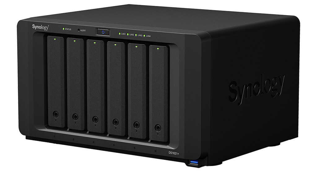 Synology DiskStation DS1621+ 6-Bay NAS