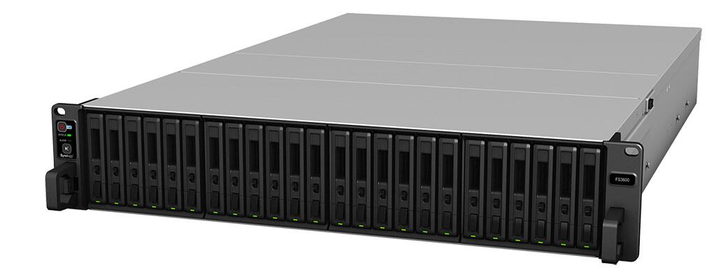Synology FlashStation FS3600 24-Bay NAS server