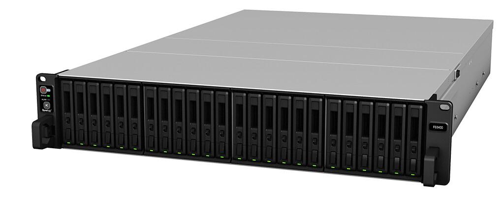 Synology FlashStation FS3400 24-Bay NAS server