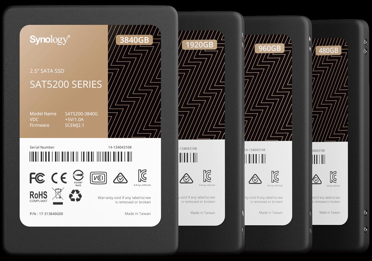 Synology SAT5200 SATA SSD serija