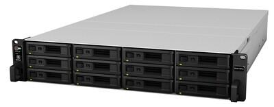 Synology RackStation RS3617RPxs 12-Bay NAS server