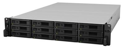 Synology RackStation RS3621xs+ 12-Bay NAS server
