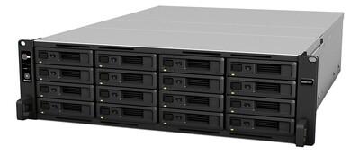 Synology RackStation RS4021xs+ 16-Bay NAS server