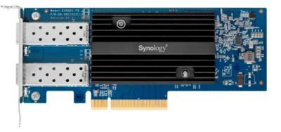 Synology E10G21-F2 dual-port 10GbE SFP+ PCIe kartica