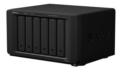 Synology DiskStation DS1621xs+ 6-Bay NAS server