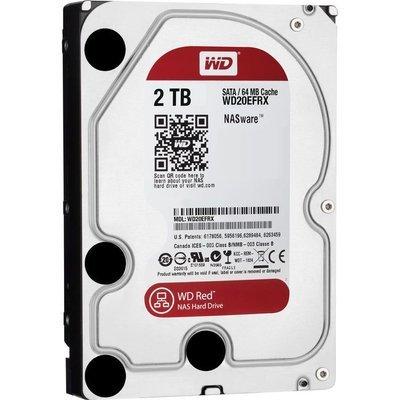 WD 2TB Red 5400 rpm SATA III 3.5