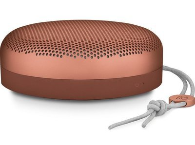 Beoplay A1 Bluetooth Speaker (Tangerine)