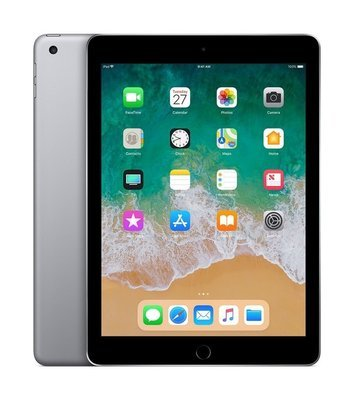 iPad 9.7-inch (2018) Space Grey