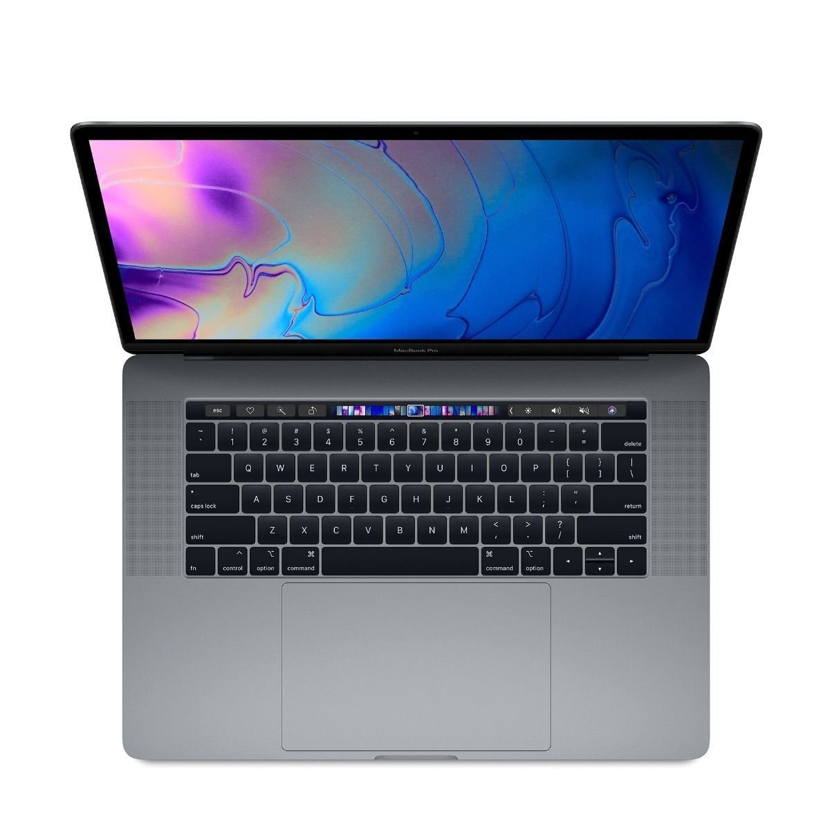 MacBook Pro 15-inch with Touch Bar (Mid 2019)