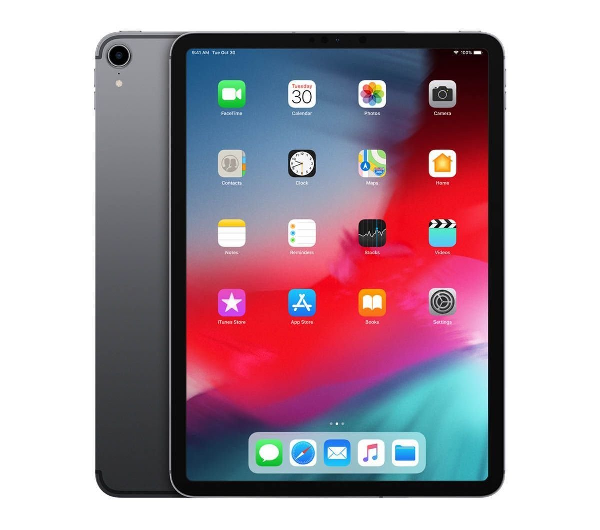 iPad Pro 11-inch Space Grey