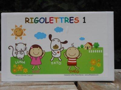 RIGOLETTRES N°1