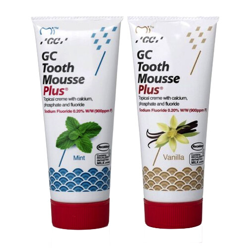 GC Tooth Mousse Plus 35ml كريم جي سي بلس