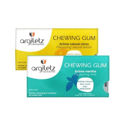 Argiletz Chewing Gums 12/PK علك طبيعي بالنعناع