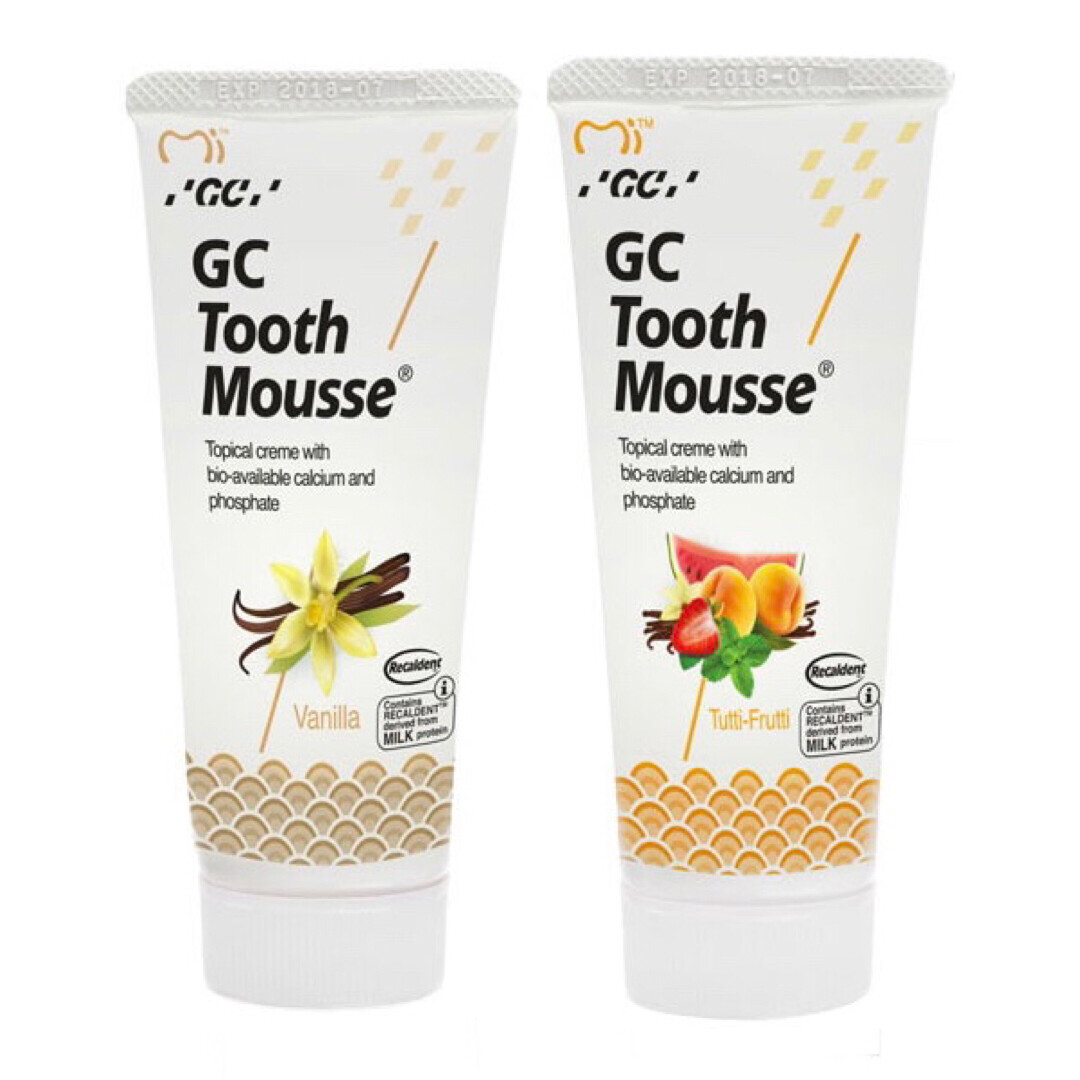 GC Tooth Mousse 35ml كريم جي سي