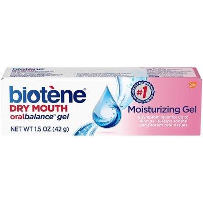 Biotene Dry Mouth Moisturizing Gel   جل بيوتين لجفاف الفم