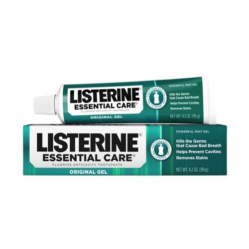 Listerine Toothpaste معجون ليسترين