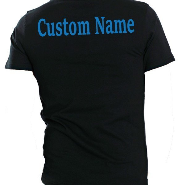 Contestant's Tee Personalization