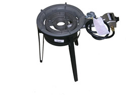 6-180                          CADILLAC COOKER AND STAND
