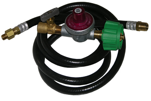 17-44                     20 Lb. Preset High Pressure Regualtor Kit