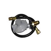 11-80                175,000 BTU 180 Degree Low Pressure Regulator Hose Kit