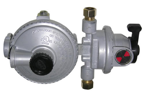 13-1           Two Stage Automatic Changeover Regulator