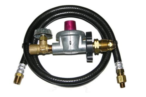17-43                       Preset High Pressure Regulator Kit 20 Lbs