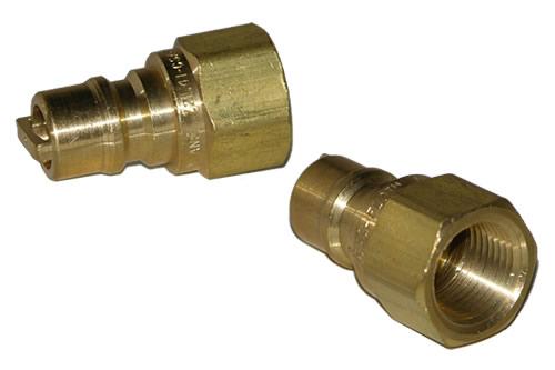 28-90              Gas Flo Propane Quick Coupling Fuse Nipple Pin
