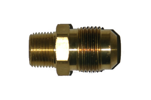 35-100                  3/8 Inch Male Pipe Thread X 5/8 Inch Male Flare Connector