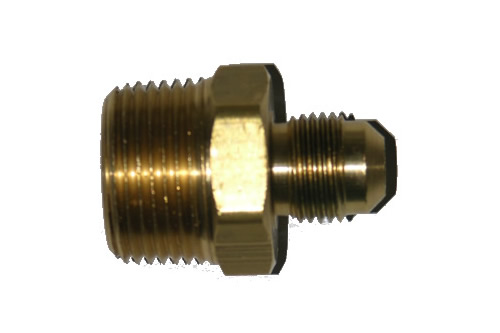 35-92           3/4 Inch Male Pipe Thread X 3/8 Inch Male Flare Connector
