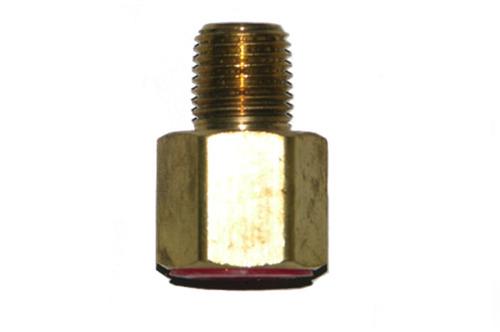 37-30          1/4 Inch Male Pipe Thread X 3/8 Inch Female Flare Reducer