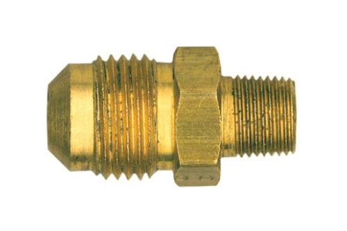 48-170             3/8 Inch Male Flare X 1/8 Inch Male Pipe Thread #58 Orifice