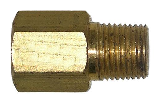 48-20             1/8 Inch Female Pipe Thread X 1/8 Inch Male Pipe Thread #56 Orifice