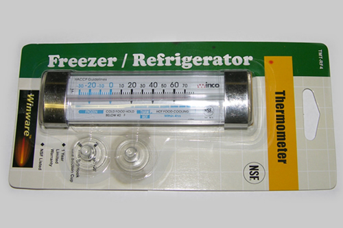 74-70           Refrigerator Thermometer -40 to 80 F*