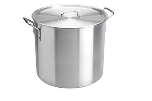 52-400                40 Quart Stock Pot And Cover