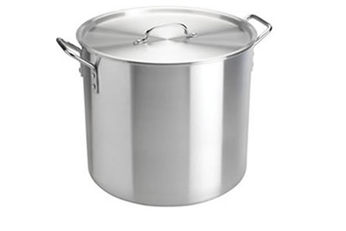 52-450                    60 Quart Stock Pot And Cover
