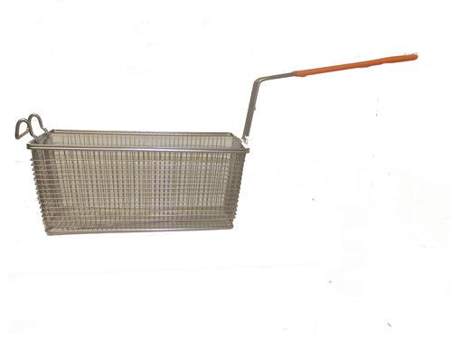 81-10                    Rectangular Fry Basket