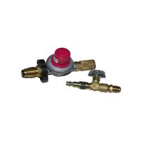 17-3-5                       5- 15 Pound Adjustable High Pressure Regulator