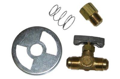 47-130             25M BTU Low Pressure Valve Assembly 1/4 Inch Male Pipe Thread #53 Orifice