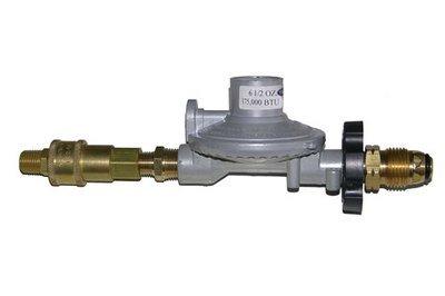 10-37      175,000 BTU Low Pressure Regulator