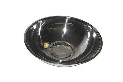 58-1           Stainless Steel 3/4 Quart - 6 1/2 Inch X 2 Inch Mixing Bowl