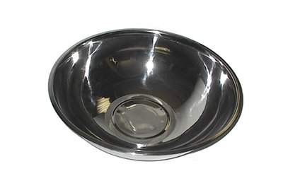 58-30            Stainless Steel 4 Quart - 10 3/4 Inch X 4 Inch Mixing Bowl