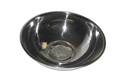 58-40           Stainless Steel  5 Quart - 11 1/2 Inch X 4 1/2 Inch Mixing Bowl