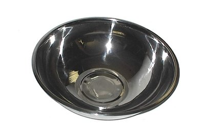 58-50            Stainless Steel 6 1/4 Quart - 12 1/2 Inch X 4 1/4 Inch Mixing Bowl