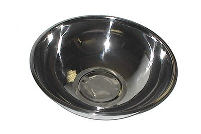 58-60          Stainless Steel 8 Quart - 13 1/4 Inch X 5 Inch Mixing Bowl