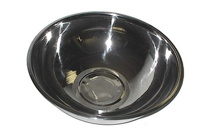 58-80            Stainless Steel 13 Quart - 16 Inch X 6 Inch Mixing Bowl