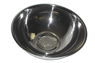 58-100           Stainless Steel 20 Quart - 18 3/4 Inch X 7 Inch Mixing Bowl