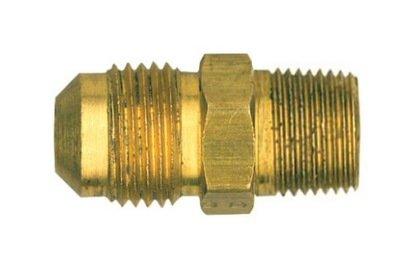 48-240              3/8 Inch Male Pipe Flare X 1/4 Inch Male Pipe Thread #61 Orifice